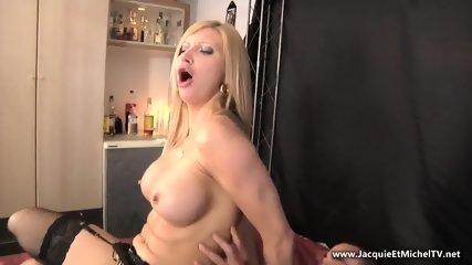 Big Titty Slut Tries Anal - scene 12