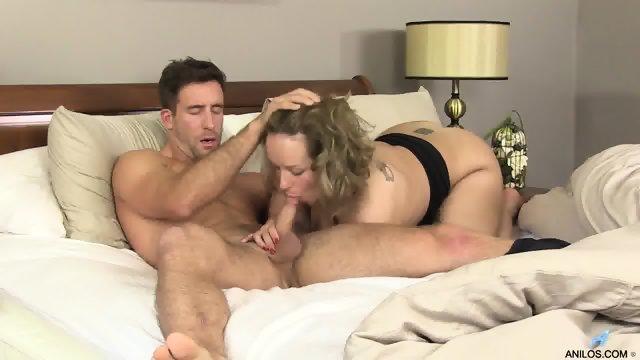 Panties In Her Pussy