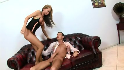 European Slut Fucked In Ass - scene 8