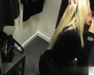Sex In Dressing Room - My Babe From Cheat-meet.com