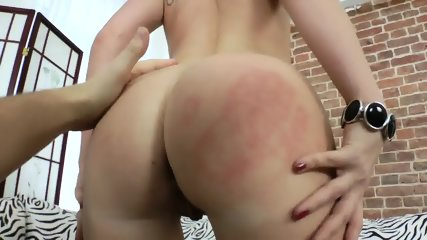 Spanked Ass Banged Hard - scene 1