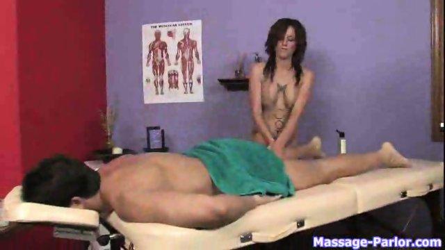 Massage Parlor Surprise