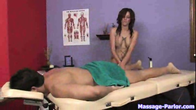 Real massage parlors