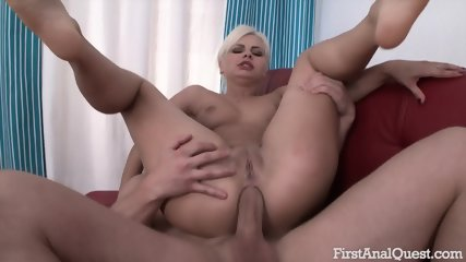 Anal Action With Skilled Slut - scene 7