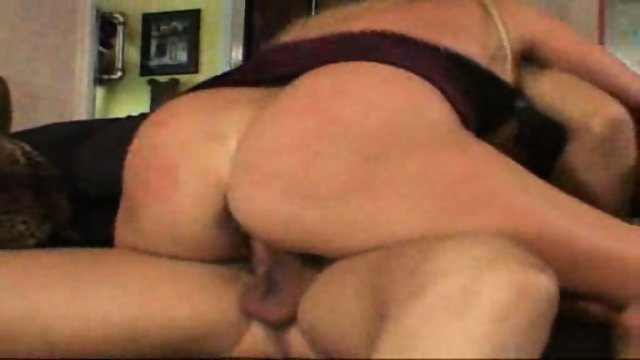 Big titted milf is glad her boyfriend came home - Pt. 3/4