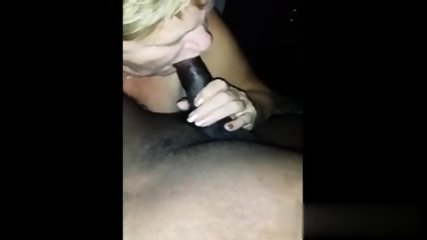 She Is 75 And Sucks Black Dick - scene 8