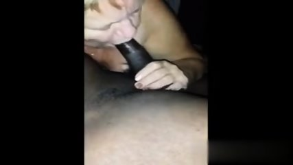 She Is 75 And Sucks Black Dick - scene 7