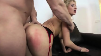 Anal With Girl In Sexy Lingerie - scene 10