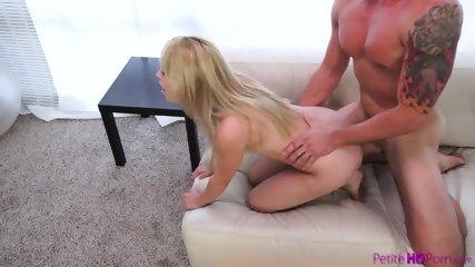 Fat Dick For Petite Chick - scene 12