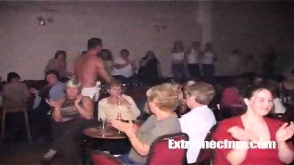 MILFS Getting Wild with Male Stripper - scene 9