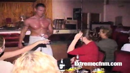 MILFS Getting Wild with Male Stripper - scene 12