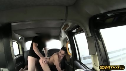 Hot Brunette Romanian Slut Gets Fucked For A Lot Of Cash