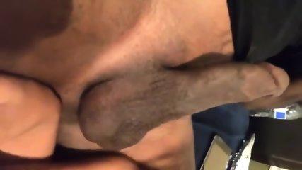 Wild Girlfriend Likes To Suck Her Mans Big Black Balls - scene 2
