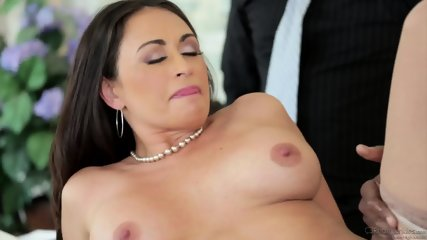 Huge Black Dick For Busty Coworker - scene 4