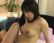 Japanese lesbian Rubbing - scene 4