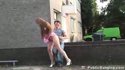 Verona fucked hard on the street - scene 2