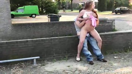 Verona fucked hard on the street - scene 5