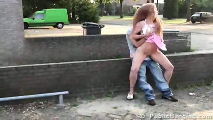 Verona fucked hard on the street - scene 6