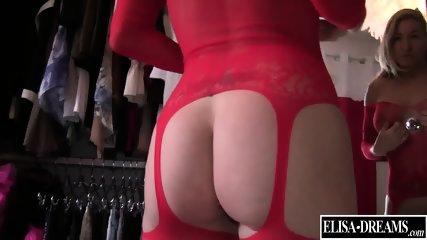 Slutty Girl Takes Black Cock - scene 3