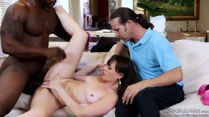His Girl Needs Bigger Dick