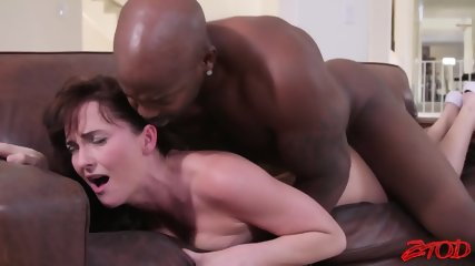 Slutty Girl And Black Dick In Action - scene 12