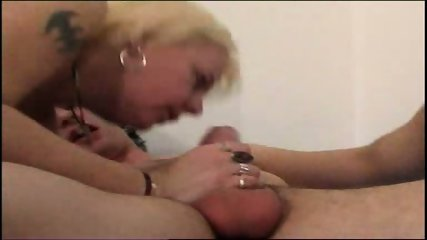 Chunky mom gets fucked good and hard - scene 2