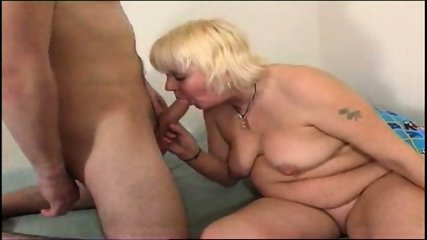 Chunky mom gets fucked good and hard - scene 6