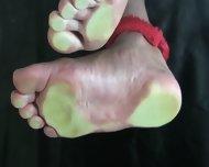 Glass Feet