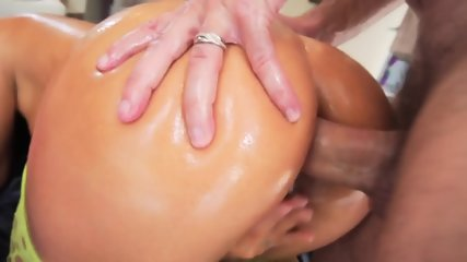 Anal Whores On Duty - scene 11