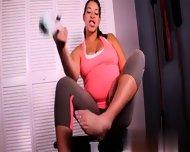 My Pussy From Cas-affair.com - Latin Preggo Slut Tease Big Boobs Fat Pu