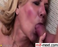 Date Her On Milf-meet.com - Biggest Group Sex With Grannies And Gran