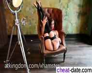 Affair From Cheat-meet.com - Melody Struts That Lovely Body For The C