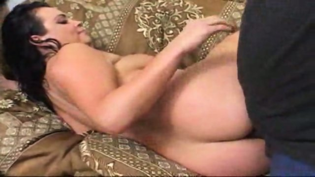 Big titted woman takes on two cocks - Pt. 3/4