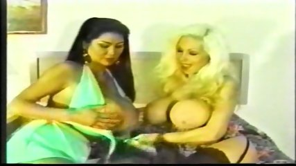 Two girls wanting to show each other their huge tits - Pt. 1/5 - scene 2