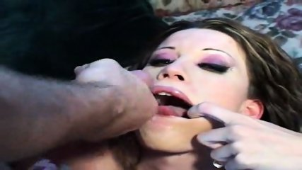 Strange fucking and Sperm Orgy - scene 5