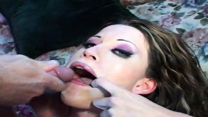 Strange fucking and Sperm Orgy - scene 6