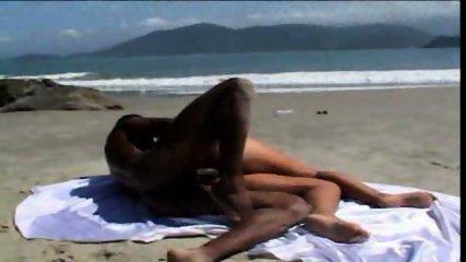 black guy keeps his prick inside - scene 6