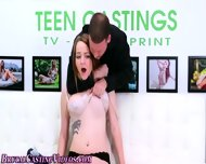 Bdsm Teen Gets Tied Up
