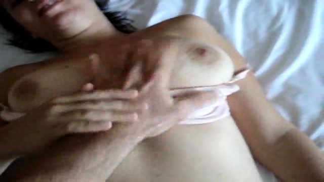 Hot POV fuck at home