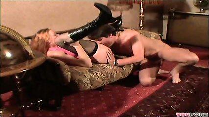 Horny hottie films a scene 4/6 - scene 10
