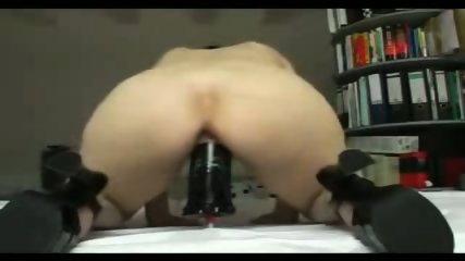 Wife dildo riding - scene 2