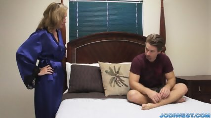 Jodi West - A Mother Teaches Lovemaking - scene 2