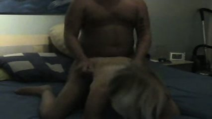 Nice Amateur blonde having good sex - scene 9