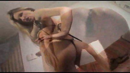 Renata naked on the sofa - scene 10