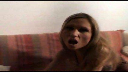 Renata naked on the sofa - scene 6