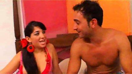 Carla-Cruz in a threesome - scene 1