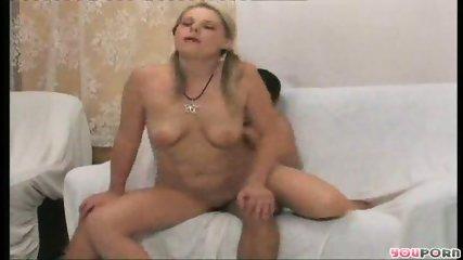 Nurse performs boner reduction procedure 3/4 - scene 5