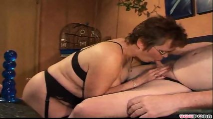 Gramps and Grannie Get It On 2/5 - scene 2