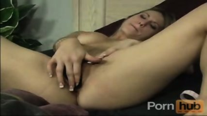 She puts her panties in her tight cunt! - scene 12