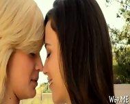 Lesbian Sluts Enjoy Dirty Games
